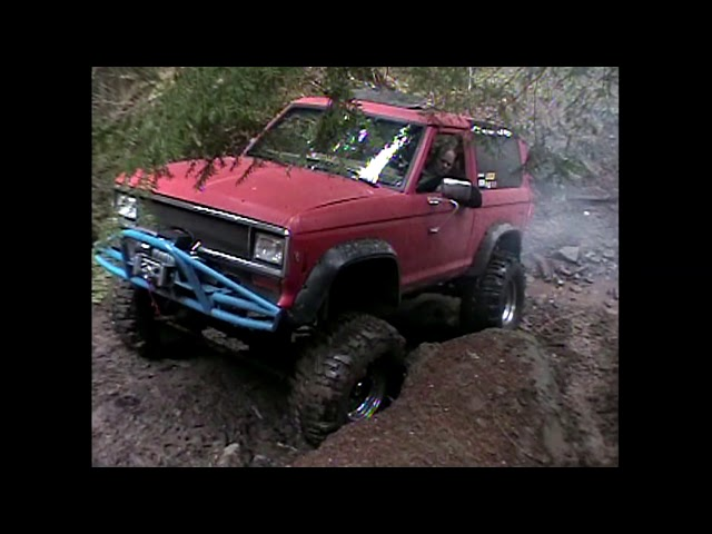 1984 Bronco II Lifted, Solid Axle Swap, and a Fuel Injected 5.0 Intro to OD