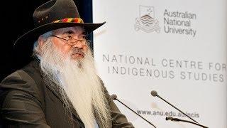 The road to reconciliation: Professor Patrick Dodson