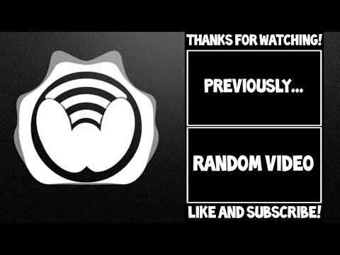 TheWiredNetwork's Outro