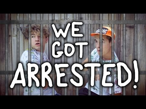 The dating game kian and jc arrested