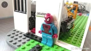 Сериал Лего человек-паук сезон 1 серия 1 пилот
