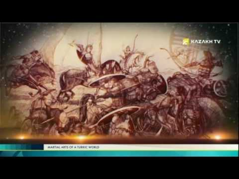 Martial Arts of a Turkic world №1 (16.03.2017) - Kazakh TV