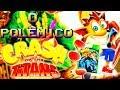 O Polêmico Crash (Bandicoot) Of The Titans e sua BETA !( Curiosidades dos Jogos / Games )( Análise )