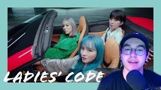 MV Reaction // 레이디스 코드(LADIES' CODE) - SET ME FREE