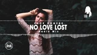 CeCe Rogers NO LOVE LOST (Radio Mix)
