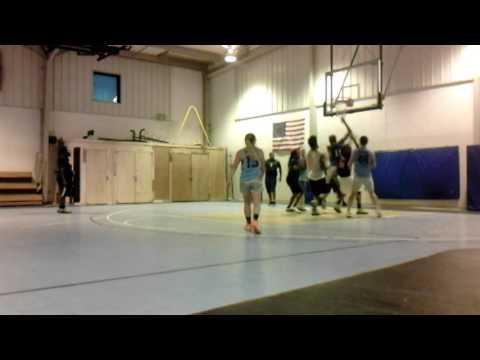 SBA2K- BBQ vs Brick Squad 2nd Half