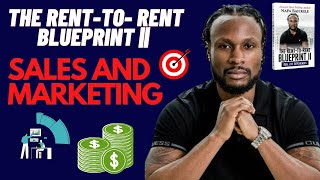 Sales & Marketing | RenttoRent - The Rent-to-Rent Blueprint 2 Book