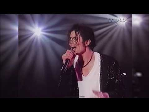 Michael Jackson - Billie Jean - Live Gothenburg 1997 - HD