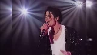Michael Jackson - Billie Jean - Live Gothenburg 1997 - HD