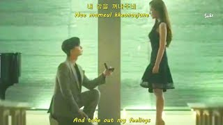 HAN ROM ENG Song Yu Vin The First Words 처음 하는 말 OST What s Wrong with Secretary Kim PART 8