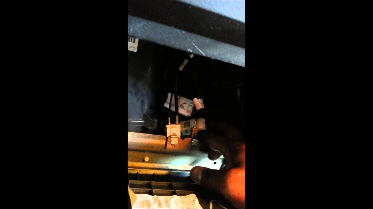 hight resolution of blower motor resister repair hummer h3 2006