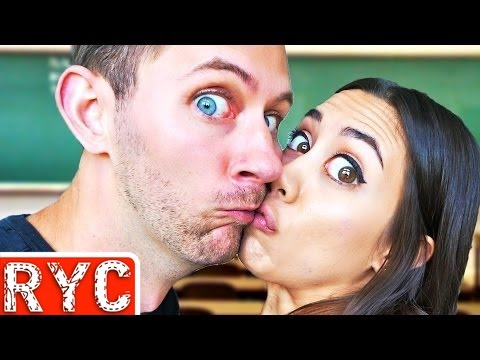 Thumbnail: Teachers Caught Kissing!
