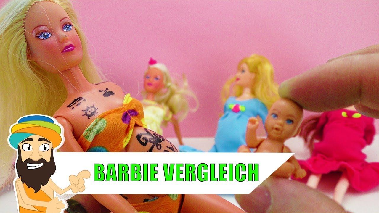 Bambole Barbie confrontoSimba Vs in 5 Top grande Il gravidanza OwNnkZ0P8X