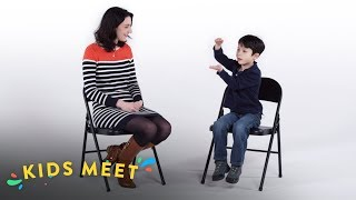 Kids Meet A Poop Doctor | Kids Meet | HiHo Kids