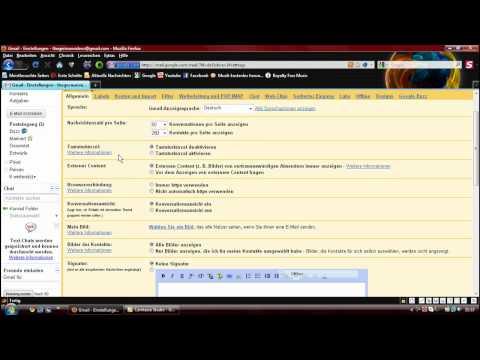 GoogleMail Einführung (Anfänger)- TheVideosGerman  HD