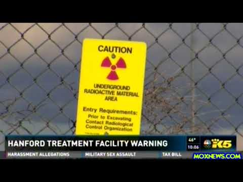 EXPERTS WARN OF IMPENDING EXPLOSION AT HANFORD NUCLEAR WASTE STORAGE FACILITY!