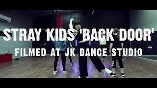 STRAY KIDS - BACK DOOR / Tianna Kpop creative class