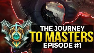 TRYHARD TIME!! - The Journey To Masters - Episode #1