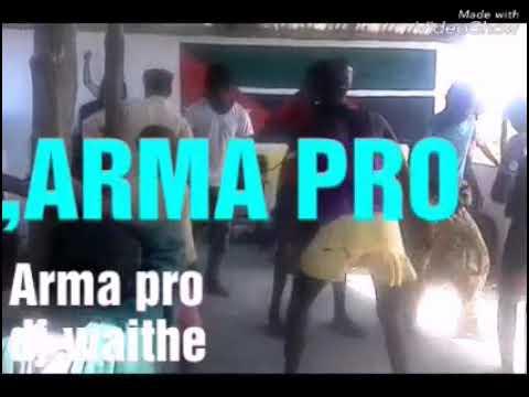 Doctor arma machuabo thumbnail