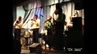 """1990 - Vestre Jazzværk og Brian White & Magna Jazz Band: """"Dr. Jazz"""""""