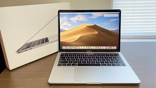 Unboxing the 2019 MacBook Pro - 13 Inch