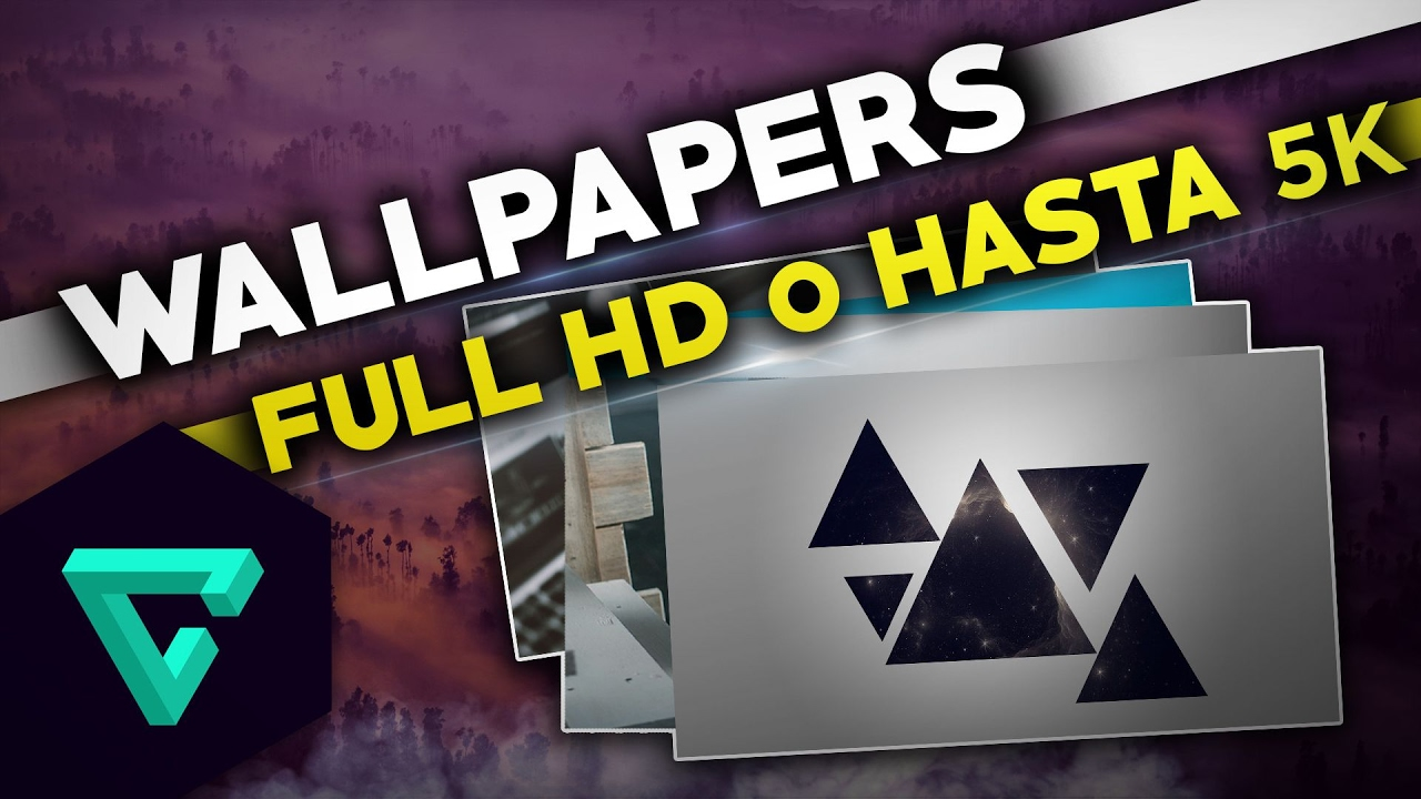 Descarga los mejores fondos de pantalla wallpapers full hd o hasta 4k movil o pc youtube - Fondos de pantalla para pc hd 4k ...