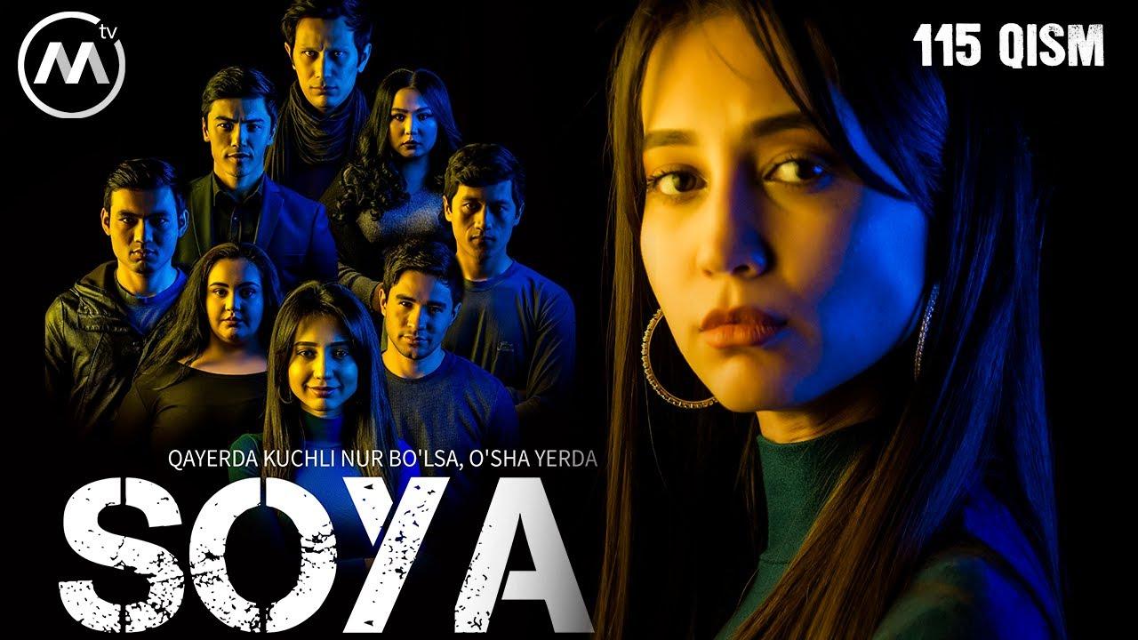 Soya l Соя (milliy serial 115-qism)
