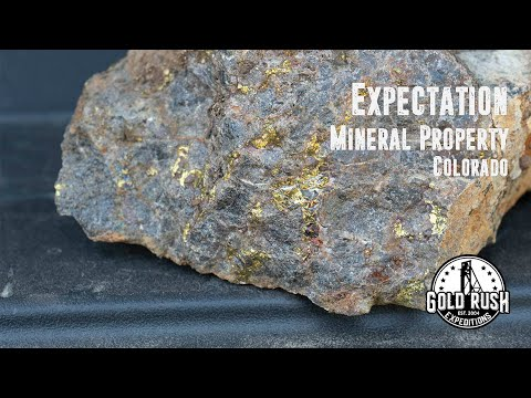 Gold Rush Expeditions, Inc.® Presents: The Expectation Mine©, Colorado