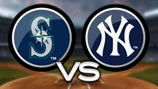 💥GAME 71-162 YANKEE FAN REACTION:   MARINERS vs YANKEES June 20, 2018 HIGHLIGHTS w/@JoezMcfly