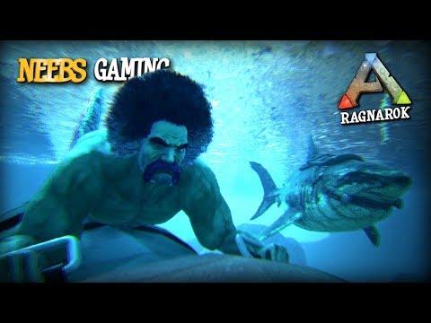 Ark: Survival Evolved - Sharks and Wreckreation thumbnail