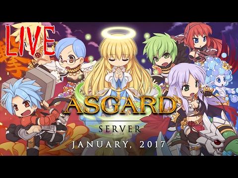 [LIVE] งานเก็บขยะหาเงิน SV.Asgard
