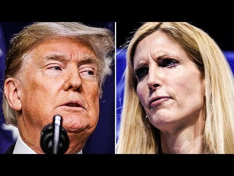 Ann Coulter Says The Only National Emergency Is That Trump's An Idiot
