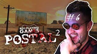 KRÓWKA MUU MUU | POSTAL 2: PARADISE LOST | 6/10 | POSTALOWO GAMEPLAY