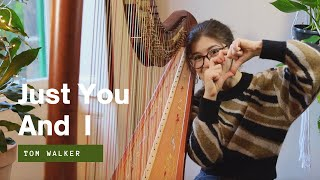 Just You and I - Tom Walker- Up-beat pop harp cover - Sam MacAdam