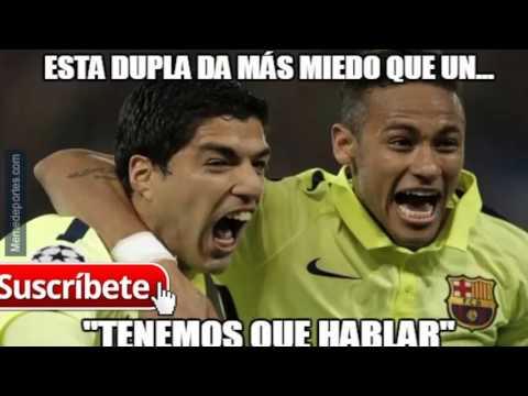Barcelona vs BATE Borisov 3-0 Champions League 2015 Memes