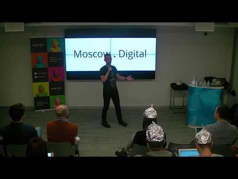 Moscow Digital #12 в #tceh