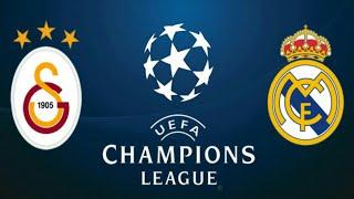 Galatasaray - Real Madrid Maçı Ne Zaman? Hangi Kanalda? Saat Kaçta?
