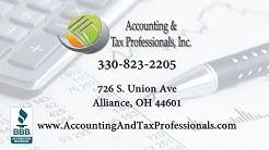 Accounting & Tax Professionals, Inc. | Canton OH Tax Return Preparation