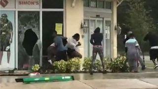 Is hurricane looting inevitable?