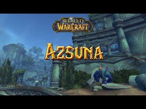 Mak'rana e a Sina do Vigança da Rainha // Azsuna // World of Warcraft Legion