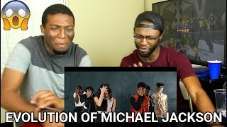 Evolution of Michael Jackson | Next Town Down ft. Alyson Stoner (REACTION)