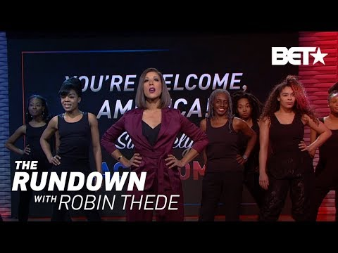 Download Youtube: You're Welcome, America! Sincerely, Black Women   The Rundown With Robin Thede