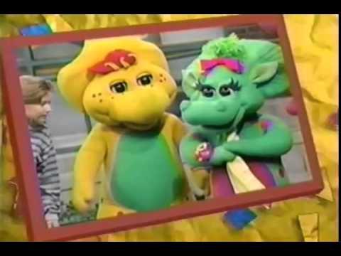 Barney & Friends Tick Tock Clocks! Ending Credits