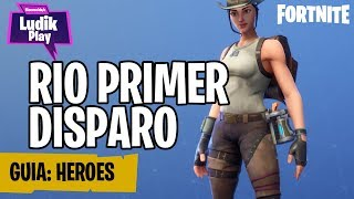 EVENT SOLDIER: RIO FIRST DISPARO ? FORTNITE SAVE THE WORLD SPANISH GUIDE