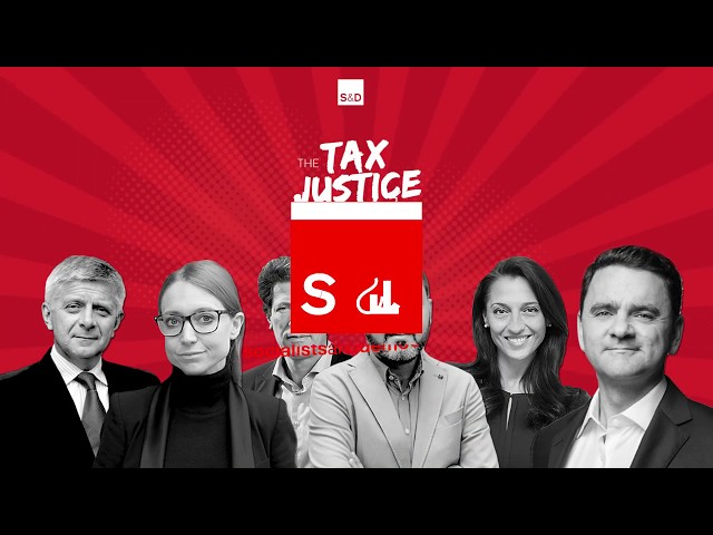 S&D Tax Justice Team