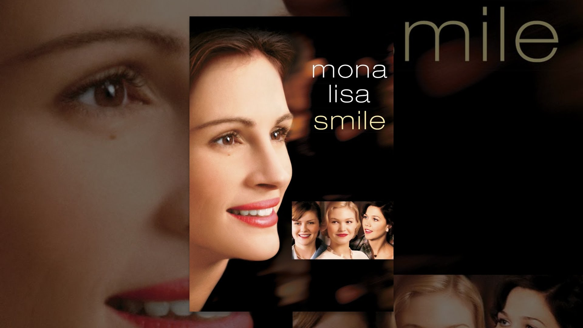 comments on mona lisa smile Title: mona lisa smile (2003) 65 /10 want to share imdb's rating on your own site use the html below you must be a registered.