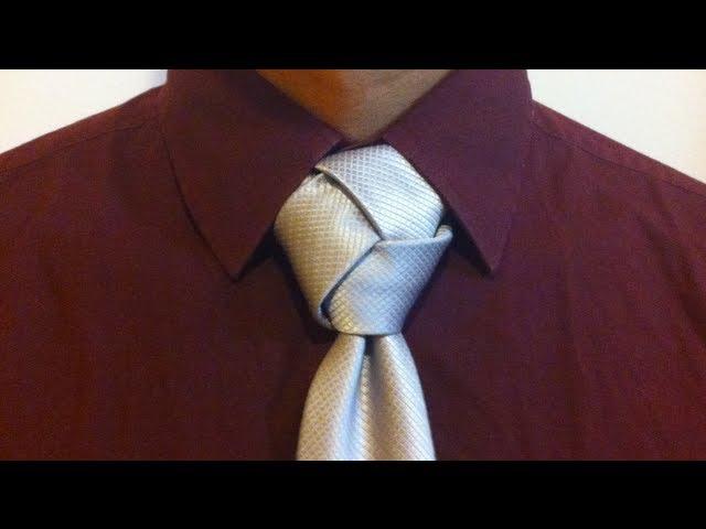 Como hacer nudo triple de corbata trilogia trinidad 123vid for Pasos para hacer nudo de corbata