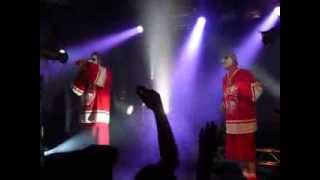 Twiztid Live Des Moines 8-16-13-First day out