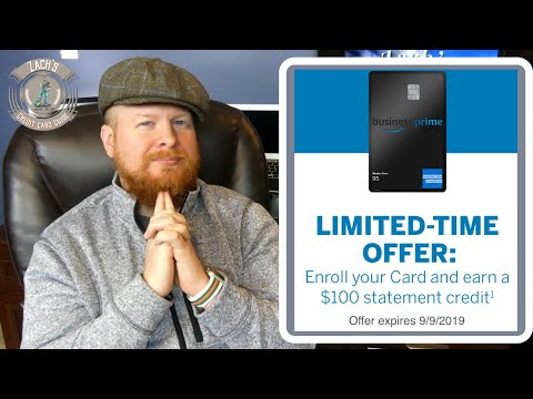 Have The Amex Amazon Business Card? Watch This!