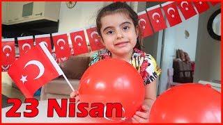 23 Nisan Çocuk Bayramı Kutlu Olsun | Ulusal Egemenlik ve Çocuk Bayramı | Çocuk Videoları